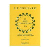 Edition Delrieu - Jeune violoncelliste Le Volume 1B