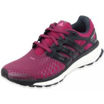 cheap for discount a2479 7222c Adidas - ENERGY BOOST 2 ATR W VIO - Chaussures Trail Femme Multicouleur 36  2