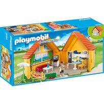 playmobil maison de vacances 6020