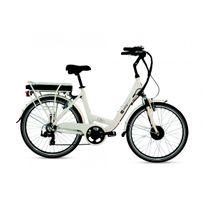 vélo électrique City 415 36V | 6,6 Ah | Blanc