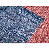 Beliani - Tapis rectangulaire en coton - en tons turquois - 80x150 cm - bariolé - Besni