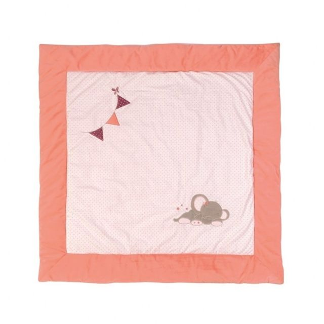 P/êche Tapis de parc Jollein 80x100cm Soft Knit