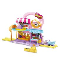 Spin Master - Coffret Hamsters in a house : Le supermarché