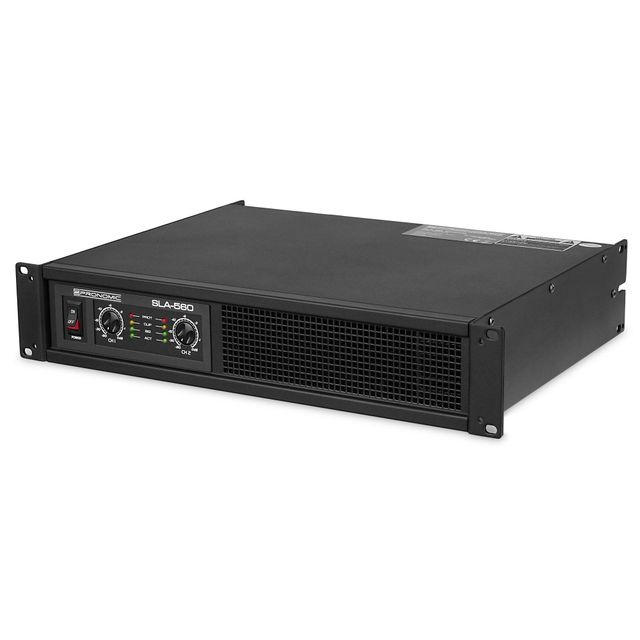 Pronomic Sla-560 amplificateur Smart Line