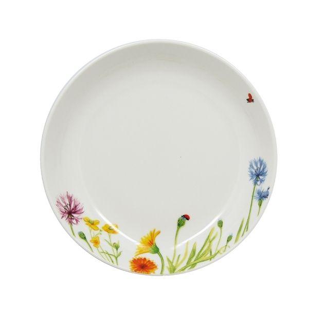 Lebrun Assiette creuse 21.5 cm Floralies