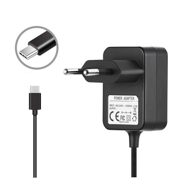 Chargeur Huawei P20 Pro Alimentation Usb Type C