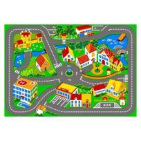 133 Chambre Route De Enfant X Tapis 95 Cm Voiture KTlF1Jc