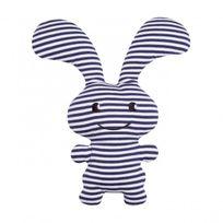 Trousselier - Funny Bunny Doudou Hochet Marinière 24 cm