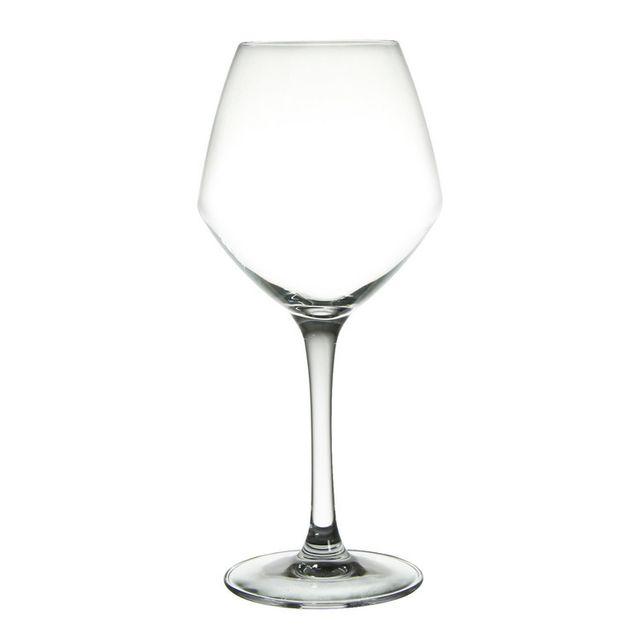 Cristal D'ARQUES Verre à vin 35cl en verre Diamax - Lot de 6 pièces Instinct