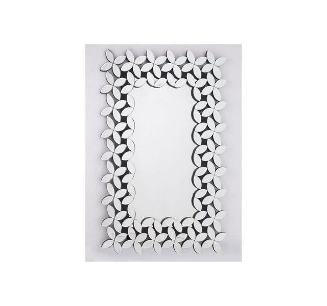 CHLOE DESIGN Miroir design gavina - argent
