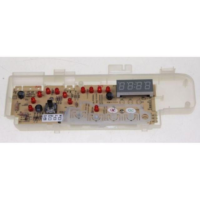 Brandit Carte de commande programmateur pour lave vaisselle interaxio brandt Pièce d'origine Constructeur