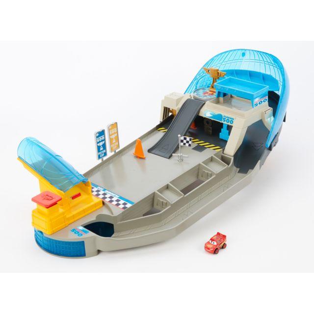 DISNEY CARS Coffret Petites Voitures - Flipper Mini Véhicules - FPR05