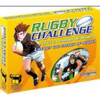 Longalive Games - Jeux de société - Rugby Challenge