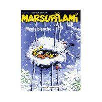 Marsu Productions - Marsupilami, Tome 19 : Magie blanche