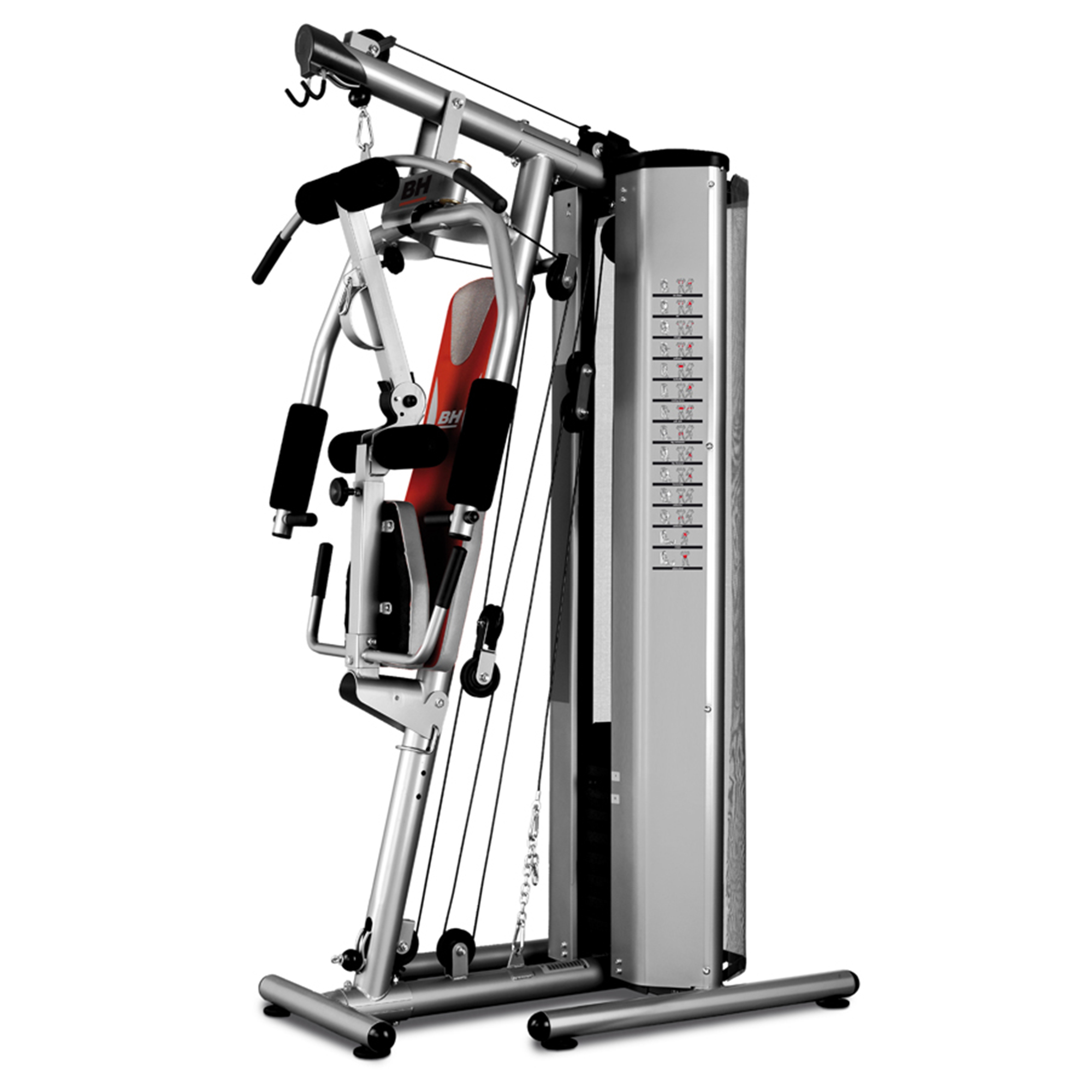 Nevada Pro, Multigim.100Kg G119XA musculation multistation