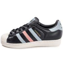 Adidas originals - Superstar Cuir Core Black