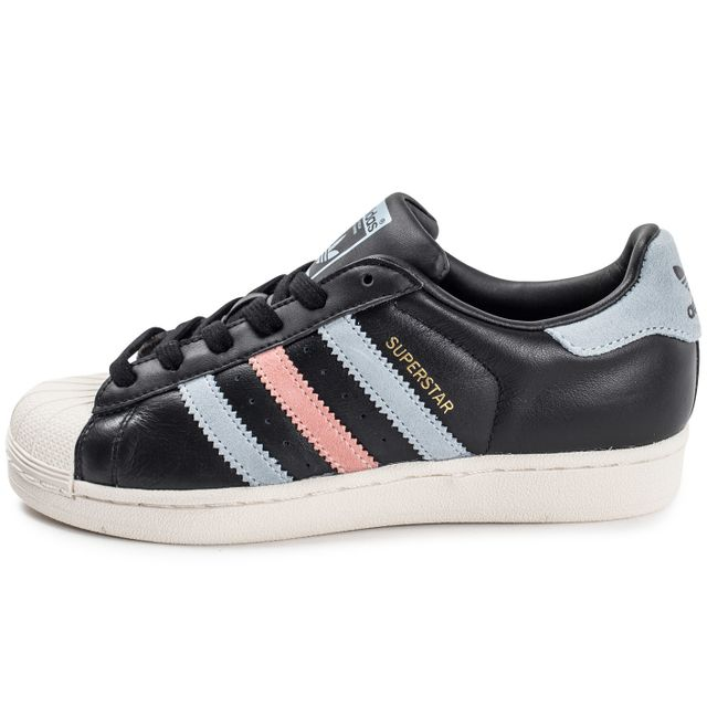 adidas superstar cuir