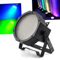Flash - Jeu de lumière Led Par 56 à 177 Diodes Rgb