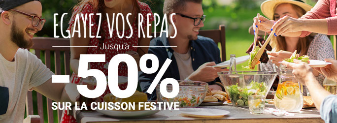 Cuisson Festive