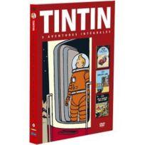 Citel Vidéo - Tintin - 3 aventures - Vol. 5 : Objectif Lune + On a marché sur la Lune + Tintin au pays de l'or noir