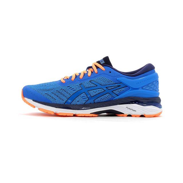 Asics Chaussure de running Gel Kayano 24 Bleu pas cher
