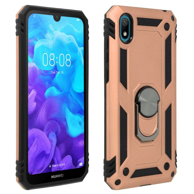 coque huawei y5 2 rose gold