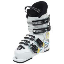 Salomon - Chaussures ski X max 60 t white jr Blanc 27804