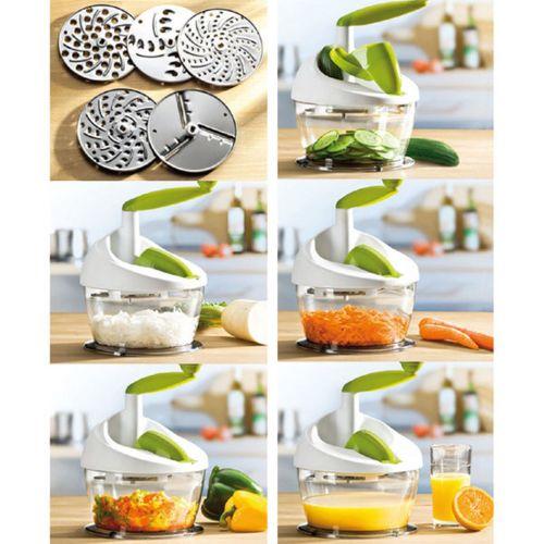 Kitchen artist moulin julienne men257 pas cher achat vente moulin l gume rueducommerce - Appareil julienne legumes moulinex ...