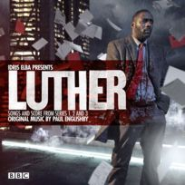 Silva Screen - Bande Originale de Film - Luther : Idris Elba presents Luther, Songs & Score from series 1,2 & 3 Boitier cristal