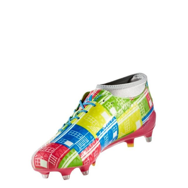 various design buying new reasonably priced Adidas - Chaussure Adizero Malice 7S Sg - taille : 47 1/3 ...