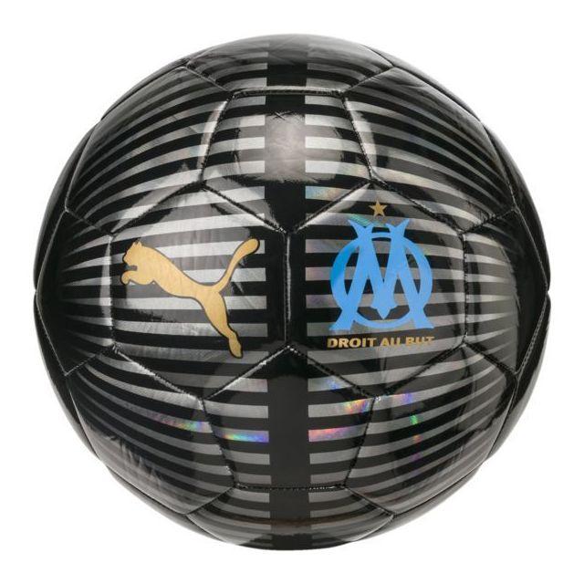 puma ballon olympique de marseille 2018 2019 5 pas. Black Bedroom Furniture Sets. Home Design Ideas