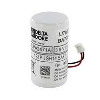Delta Dore - Bp Dmbv Tyxal+ - Batterie pour détecteur de mouvement vidéo