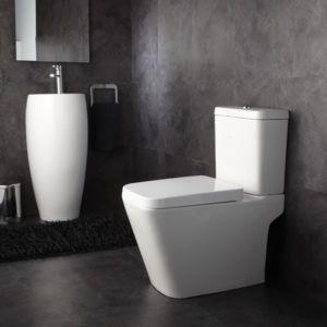 planetebain pack wc moderne en porcelaine blanc sortie horizontale pas cher achat vente wc. Black Bedroom Furniture Sets. Home Design Ideas