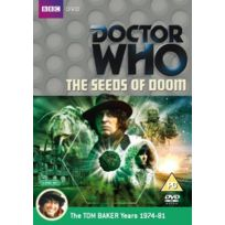 - Doctor Who - The Seeds Of Doom IMPORT Anglais, IMPORT Coffret De 2 Dvd - Edition simple