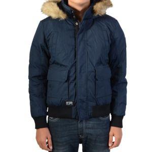 redskins blouson junior weave navy bleu pas cher achat vente manteau enfant rueducommerce. Black Bedroom Furniture Sets. Home Design Ideas