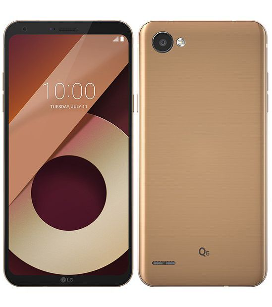 LG Q6 - 32 Go - Or