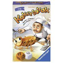Ravensburger Spieleverlag - Kakerlakak - Mitbringspiel