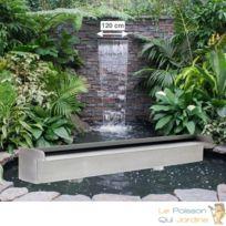 Cascade bassin jardin - catalogue 2019 - [RueDuCommerce - Carrefour]