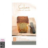 EDITIONS SAEP - livre de recettes - cakes sales et sucres