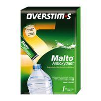 Overstims - Pack De 20 Sticks De Malto Antioxydant Dietetique avant effort