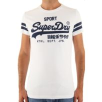 Superdry - T-shirt Vintage Logo Sport Optic
