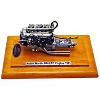 Cmc - M-133 - VÉHICULE Miniature - ModÈLE À L'ÉCHELLE - Aston Martin Db4 Gt - Engine - Echelle 1/18