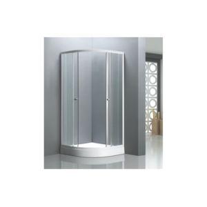 rocambolesk magnifique paroi de douche d 39 angle luxe baggio l 90 x l 90 x h 198 cm receveur. Black Bedroom Furniture Sets. Home Design Ideas