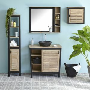 alin a pitaya miroir rectangulaire de salle de bains en. Black Bedroom Furniture Sets. Home Design Ideas