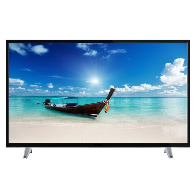 TV led 107 cm Rue du commerce
