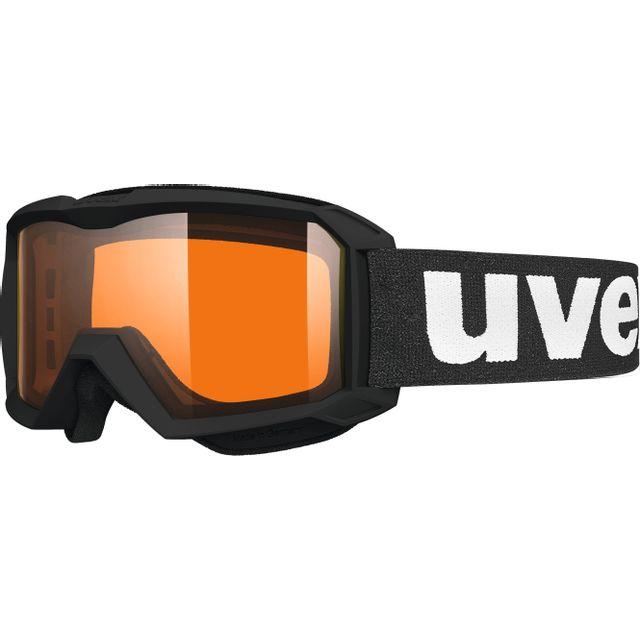 b443c322de06b8 Uvex - flizz Lg - Lunettes de protection - noir - pas cher Achat ...