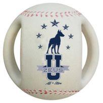 Zeus - Balle de baseball 11,4cm - Pour chien