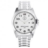 Trendyclassic - Montre Trendy Classic blanche homme Cm1016-01D