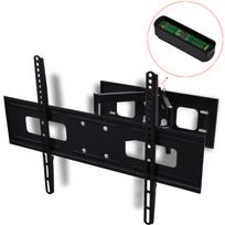 Vidaxl - Support Mural Tv Double Bras Orientable et Inclinable 600x400 mm
