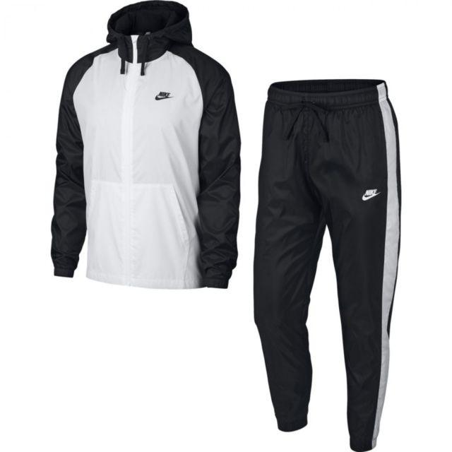 Nike - Ensemble de survêtement Sportswear Track Suit - 928119-011 - pas  cher Achat   Vente Survêtement homme - RueDuCommerce 3c95cba29eb
